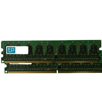 4GB DDR2 667 MHz UDIMM (2x2GB) IBM compatible kit