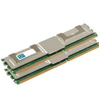 4GB DDR2 800 MHz UDIMM (2x2GB) Dell compatible kit