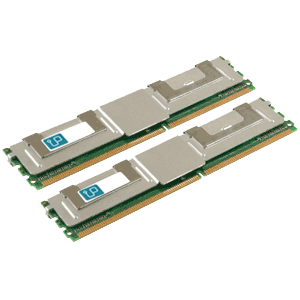 8GB DDR2 800 MHz UDIMM (2x4GB) Dell compatible kit