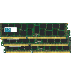 24GB DDR3 1066 MHz RDIMM (3x8GB) Dell compatible kit