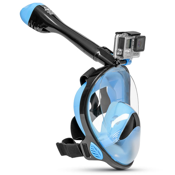 Air Adults - Full Face Snorkel Mask for Adults