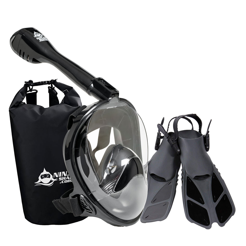 Fins + Bag for Air Adults (No mask)