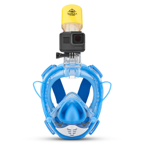 Equaliser PRO Full Face Snorkel Mask for Adults