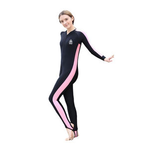 All-in-OneStinger & Rash Guard Wetsuit with Full UV Protection
