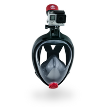 Load image into Gallery viewer, Foldable Full Face Snorkel Mask for Adults