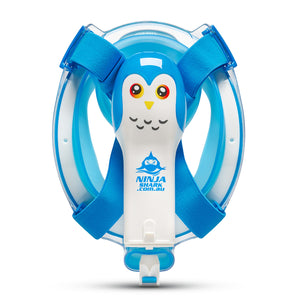 Package: BUDDY Mask for Kids + Fins + Bag (5-11 Years)