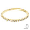 Diamond Eternity Band 1.5mm