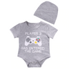 Player 3 Bodysuit with Hat