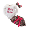 Baby Sister Clothing Set
