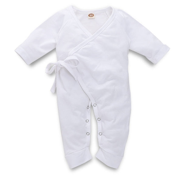 Angel Onesie in White