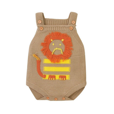 Lion Playsuit