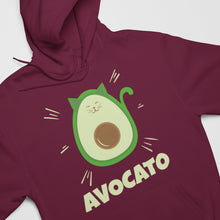 Load image into Gallery viewer, Avocato - Eco Vegan Hoodie (Women's)