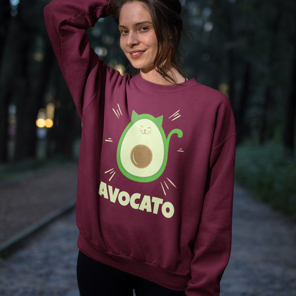 Avocato - Eco Vegan Sweater (Women's)