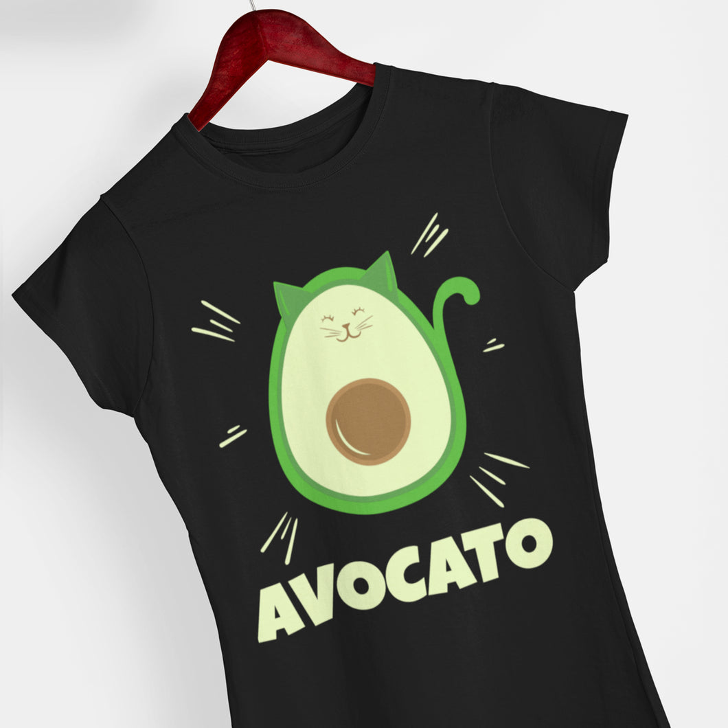 Avocato - Eco Vegan T-Shirt (Women's)