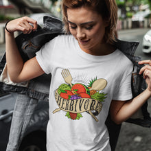 Load image into Gallery viewer, Herbivore - Eco Vegan T-Shirt (Women's)