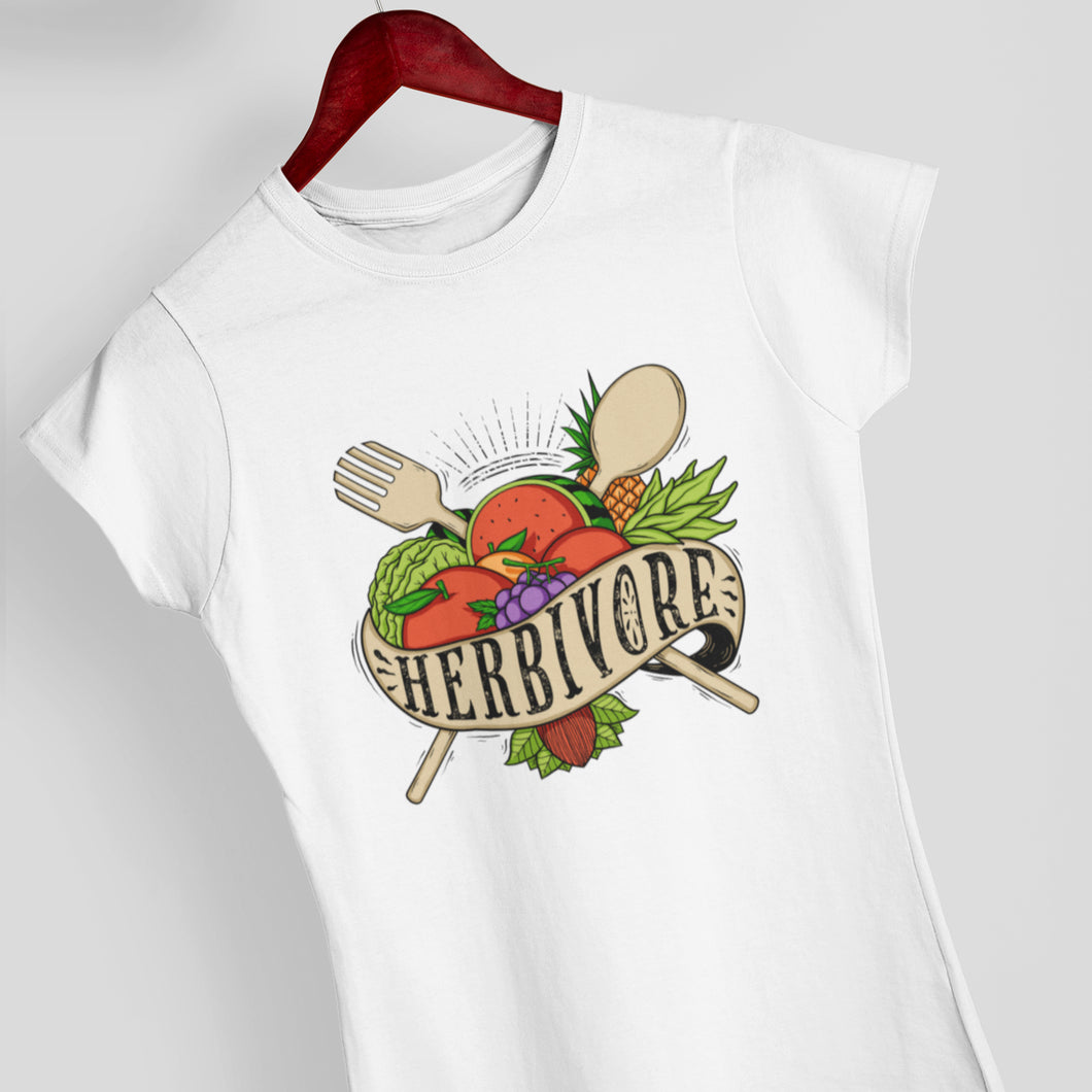 Herbivore - Eco Vegan T-Shirt (Women's)