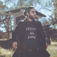 Load image into Gallery viewer, Vegan As F**K - Eco Vegan Sweater (Men's)