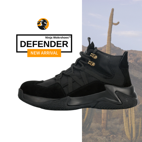 Ninja Defender Safety Shoes