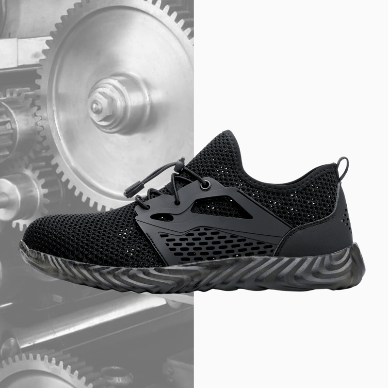 Ryder Steel toe safety shoes- Indestructible Ryder