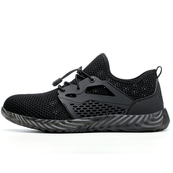 "Black Ryder Apparel & Accessories>Shoes>Indestructible shoes <p><span style=""background-color: #000000;""> <span style=""color: #f3f3f3;"">Indestructible</span> <span style=""color: #ff9900;"">Ryder™</span></span></p>"