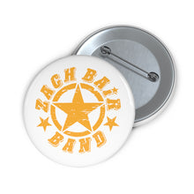 Load image into Gallery viewer, Zach Bair Band Pin Buttons