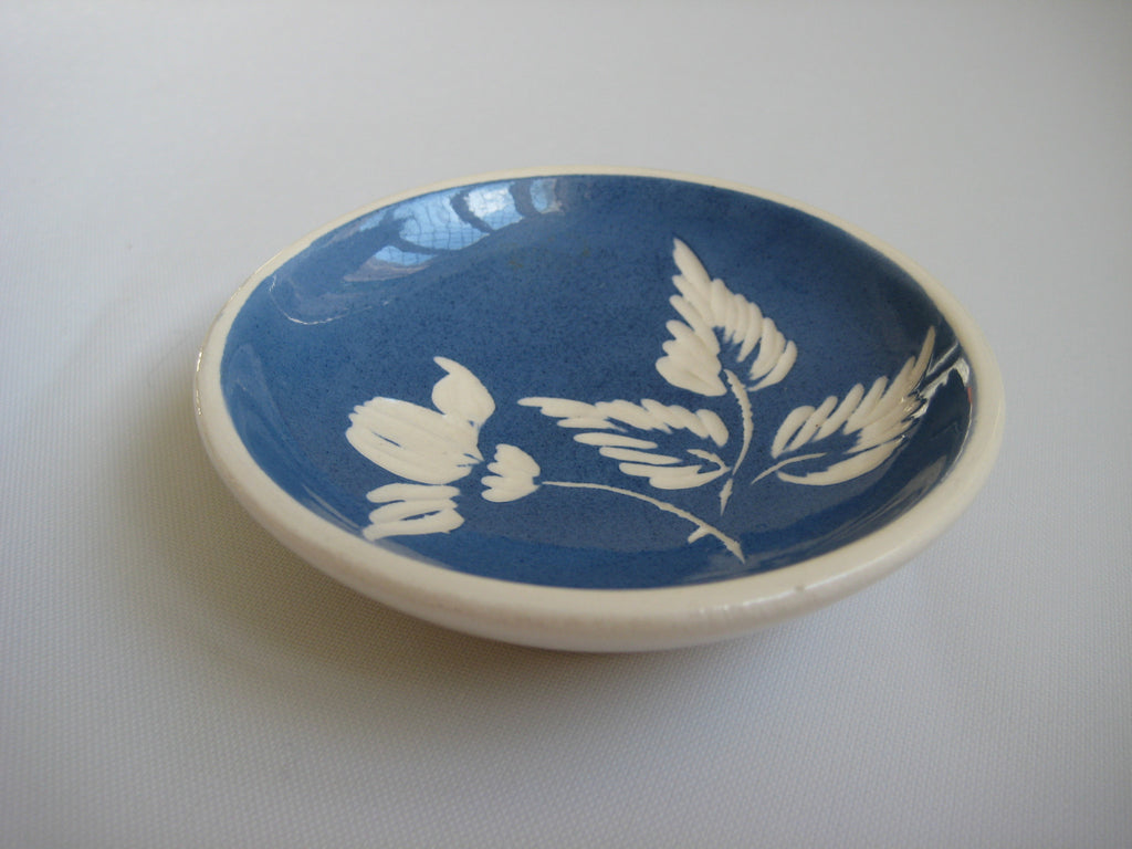 Ceramic Earthenware Betws Y Coed Studio Pottery Pin Dish