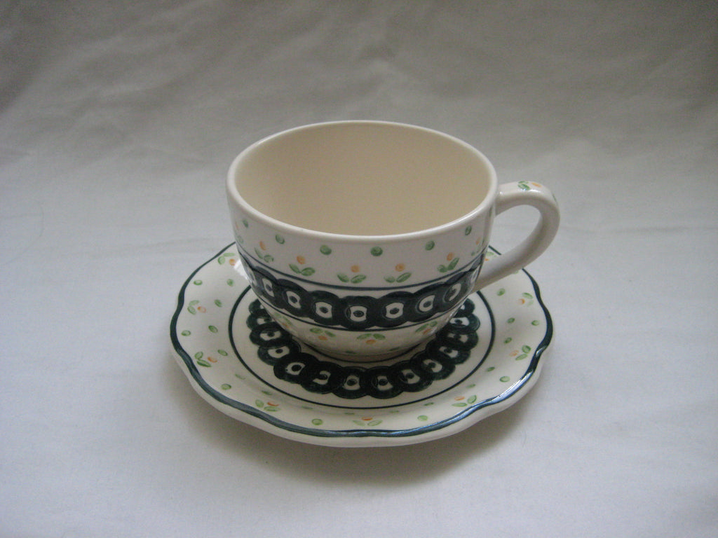 W Art Dinnerware Hand Painted Original Italian Design
