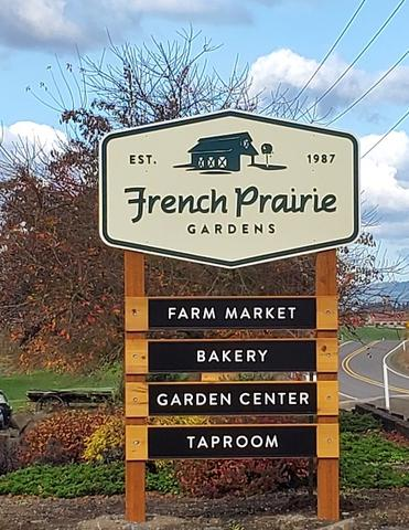 Trip to French Prairie Pumpkin Patch