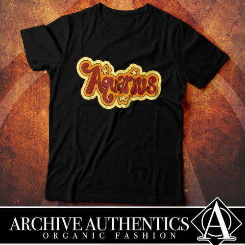 Aquarius 1 (Custom Tees)