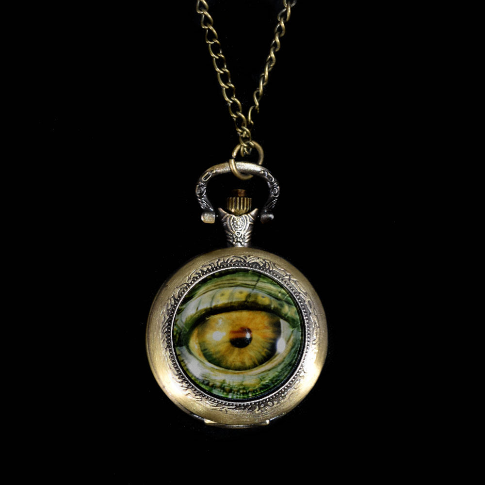 Pocket Watch~Eyeball