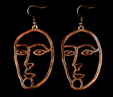 Earrings~Face