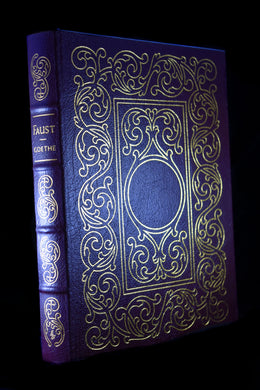 Goethe-Faust Leather Bound Edition