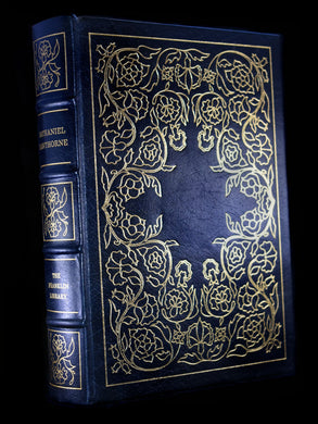 Nathaniel Hawthorne-Stories~Leather Bound Edition