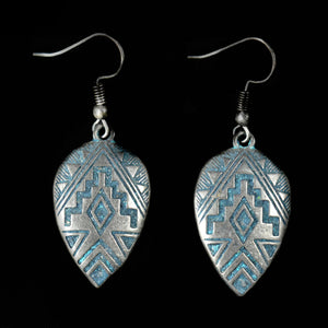 Earrings~ Southwestern Patina 3