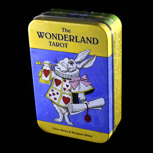 Tarot Deck~Wonderland Tarot and Tin
