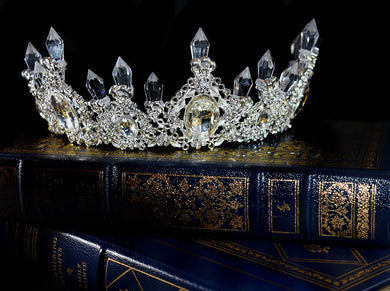 Gemstone Tiara~Crystal
