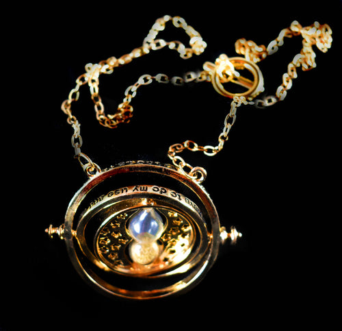 Harry Potter Necklace~Hermione's Time Turner