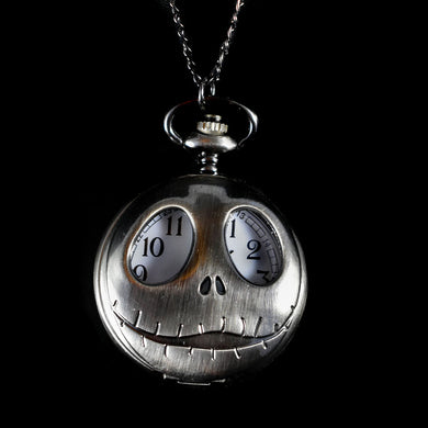 Jack Skellington Pocket Watch