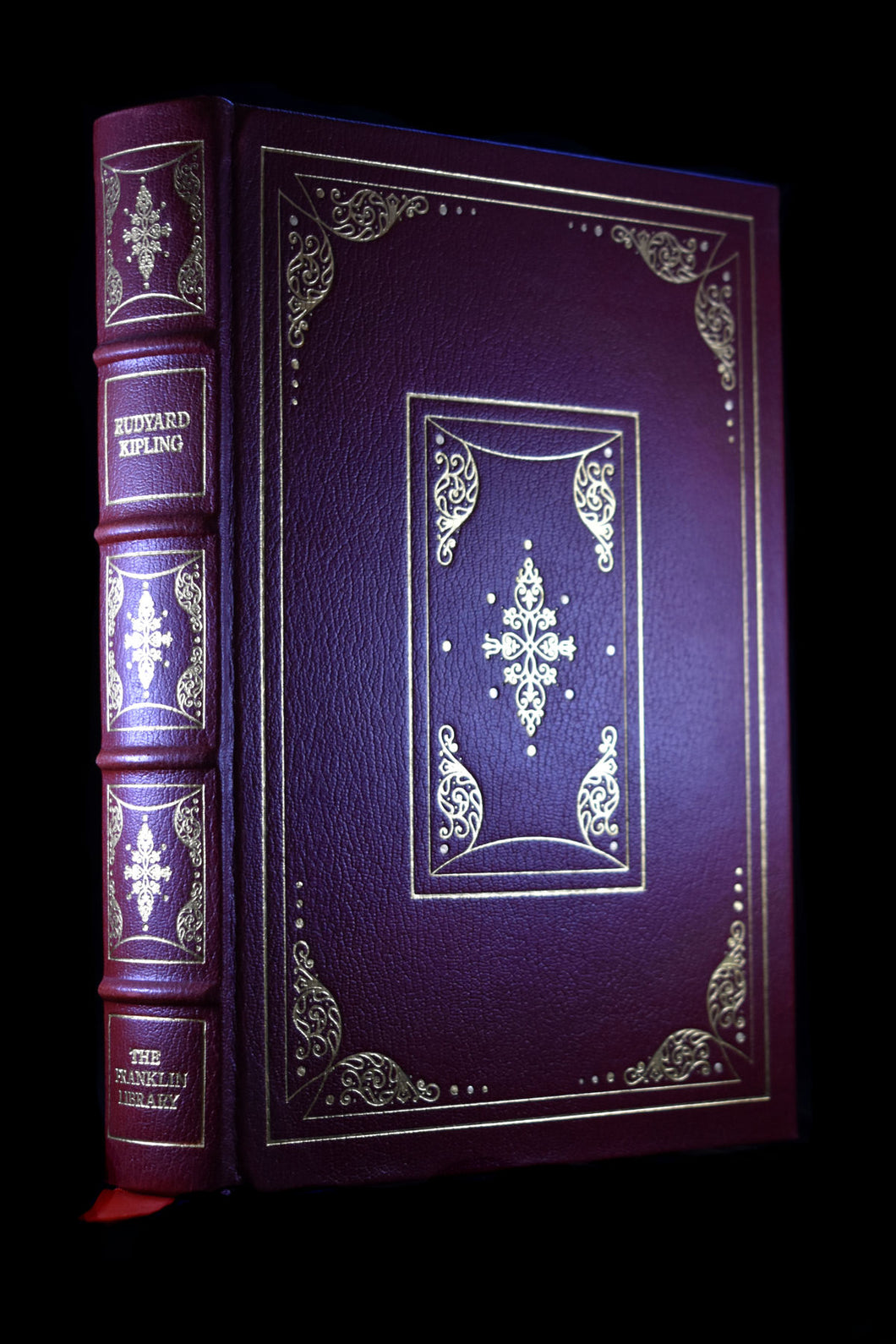 Rudyard Kipling-Stories~ Leather Bound Edition