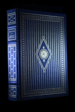 Herman Melville-Moby Dick~ Leather Bound Edition