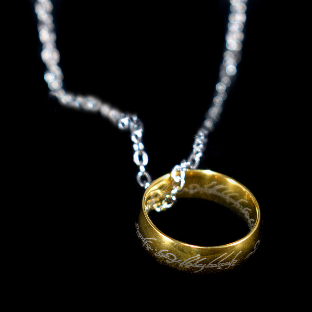 Lord of the Rings~Necklace~The One Ring