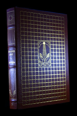John Milton-Paradise Lost~Leather Bound Edition