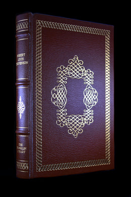 Robert Lewis Stevenson-New Arabian Nights~ Leather Bound Edition