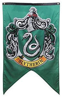 Harry Potter~Slytherin Banner