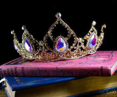 Gemstone Tiara~Iridescent