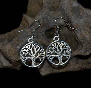 Earrings~Tree of Life