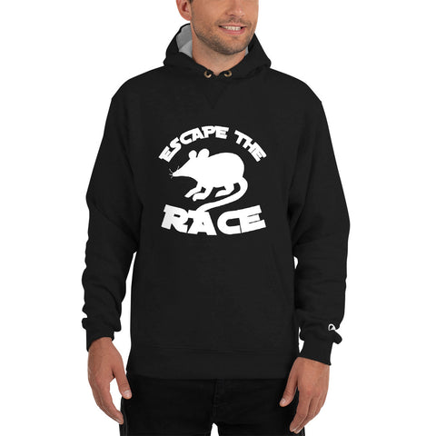 Escape The Rat Race Hoodie
