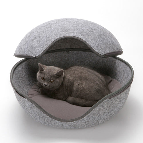 1 PC Egg Shape Dog Cat Bed Cat Sleeping Bag