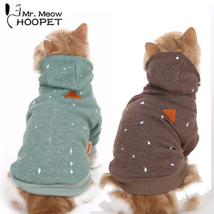 Hoopet Clothes for Cats