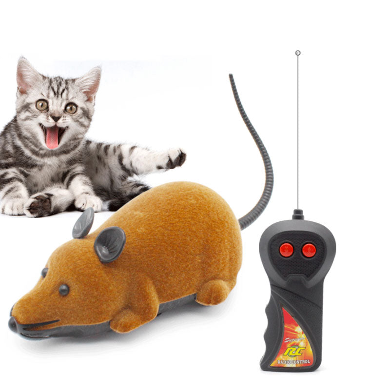 Cat Mouse Toys Electronic